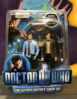 2009 BBC Doctor Who The Eleventh Doctors Crash Set 2 Action Figure Wear Pics