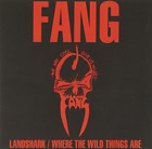 FANG-LANDSHARK / WHERE THE WILDTHINGS ARE CD NEW
