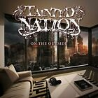 TAINTED NATION-ON THE OUTSIDE CD NEW