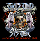 TWISTED SISTER Love Is For Suckers complete Demos 1987 CD W.A.S.P. RATT AC/DC