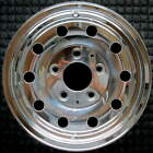 Ford Bronco Polished 15 inch OEM Wheel 1994 1996