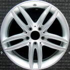Mercedes Benz C Class Painted 17 inch OEM Wheel 2012 2014