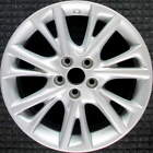 Lexus HS250h All Silver 18 inch OEM Wheel 2010 2012