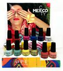 OPI Nail Lacquer MEXICO Spring 2020 Collection Pick Any color 5oz