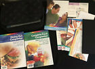 Weight Watchers Kit Black Bag Carry Case Pouch with Materials