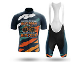 Old Man V7 Mens Novelty Cycling Kits