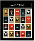 Scott  5301 5305 The Art of Magic Sheet of 20 Forever Stamps MNH