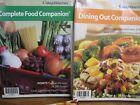 WEIGHT WATCHERS CORE PLAN COMPLETE FOOD COMPANION DINING OUT GUIDE PLUS EXTRAS