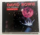 David Bowie/Live On Mars Live At The Forum Montreal Canada March 23-83 GXCD1007