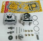 Engine Rebuild Kit Cylinder Kit Engine Head 157QMJ Chinese 150cc GY6 Scooter US