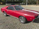 1969 AMC AMX Nicely documented 1969 AMX 1 OF 843 with these options