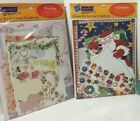 Remember When Scrapbook Kit Set of TWO Deluxe Kits Christmas Wedding