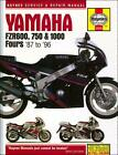 Haynes M2056 Yamaha FZR 600/750/1000 Manual Service Book Guide Repair