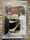 2014-15 The Cup Johnny Gaudreau Exquiste Rookie Patch Auto #53 53 Jersey # RC