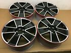 2011 2012 2013 2014 2015 Chevy Camaro 21 95J Wheel Back Red Rim OEM Aluminum