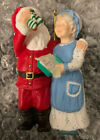 Hallmark Keepsake Ornament 1994 Mr. & Mrs. Claus A Handwarming Present Christmas