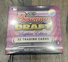 2019 Bowman Draft Sapphire Factory Sealed Box Online Exclusive!