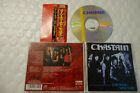 Chastain - For Those Who Dare  CD 1990 Japan OBI FEMS APCY-8013