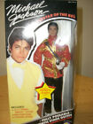 Michael Jackson LJN 1984 Superstar of the 80s Doll LJN NIB AMA outfit