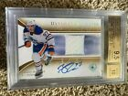 2015-16 Ultimate Connor McDavid Auto Patch Rookie 99 TRUE GEM BGS 9.5 10 RC