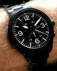 Sinn Awesome Duo Chronograph 756 S Tegiment PVD Extras! Automatic! Full Set! NR!