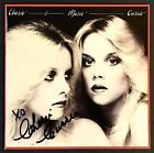 CHERIE+MARIE CURRIE Messin' With The Boys AUTOGRAPHED CD Signed Runaways