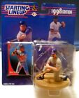 Kenner Starting Lineup Figure MIKE PIAZZA -  L.A Dodgers 1998 Series