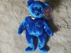 TY Beanie Baby - UNITY the Bear (Europe Bear) (8.5 inch) MWMTs Stuffed Toy