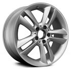 For Mercedes Benz CLK350 06 09 Alloy Factory Wheel 17x75 10 Spoke All Painted
