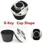 Cup Shape Wireless Steering Wheel Control  Button For Car Android GPS Player
