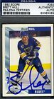 Brett Hull Cards, Rookie Cards and Autographed Memorabilia Guide 36