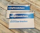Weight Watchers 10 week exercise tracker pointsplus Fitness Diet Journal x2