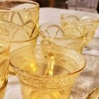 Antique Yellow Depression Glass