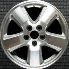 Honda Pilot Machined 17 OEM Wheel Set 2009 2011