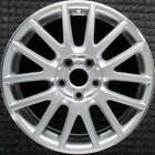 Volkswagen Golf All Silver 17 inch OEM Wheel 2005 to 2014