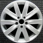 Volkswagen Golf Painted 17 inch OEM Wheel 2006 to 2014
