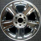 Chevrolet Avalanche Chrome Clad 20 inch OEM Chrome Clad Wheel 2009 to 2014
