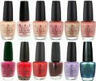 OPI Nail Polish Lacquer Choose Your Color 05 Fl Oz Over 20 Shiny Colors