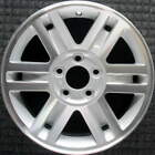 Mercury Mountaineer Without Center Hub Notches 16 inch OEM Wheel 2002 to 2005
