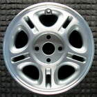 Chevrolet Prizm Machined 14 inch OEM Wheel 1998 to 2002