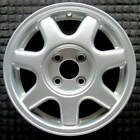 Nissan NX Painted 14 inch OEM Wheel 1991 to 1993