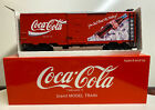 LGB G Scale Coca Cola You Cant Beat The Feeling Box Car 4391 New