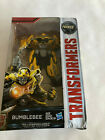 Transformers The Last Knight Deluxe Bumblebee Action Figure New with Damaged Box
