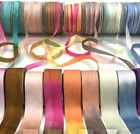 Dip Dyed 100 Silk Ribbon by May Arts price per metre or by the roll