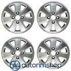 Honda Prelude 1992 1993 15 OEM Wheels Rims Full Set