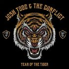 `TODD, JOSH & THE CONFLICT`-YEAR OF THE TIGER CD NEW