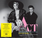 Act-Love & Hate CD NEW