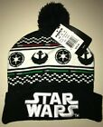 STAR WARS NEW NWT knit BEANIE HAT embroidery MSRP 25.00 one size DESIGN SUPER NI
