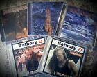 5x CD 'Lot: BATHORY + QUORTHON