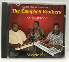 Pass Me Not Sacred Steel Guitars CD Vol. 2 Campbell Brothers Blues Soul Gospel
